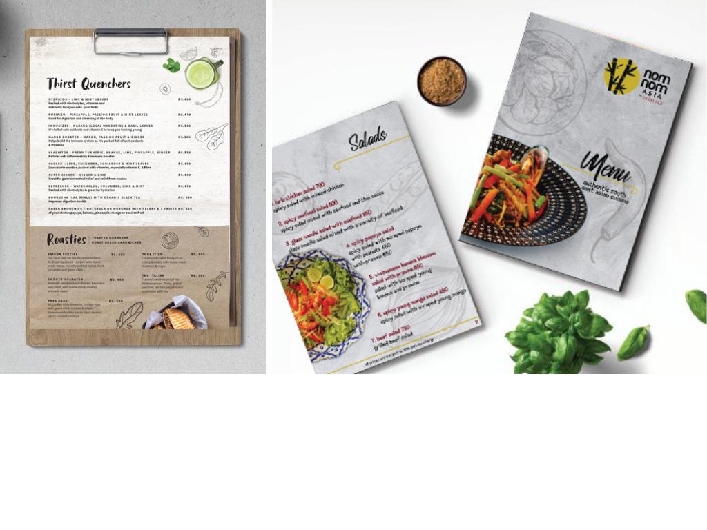 Life Food & Nom Nom Asia